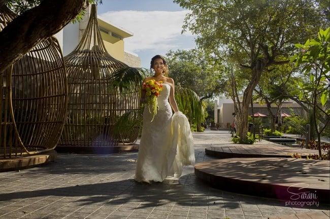 Playa Del Carmen Wedding 007