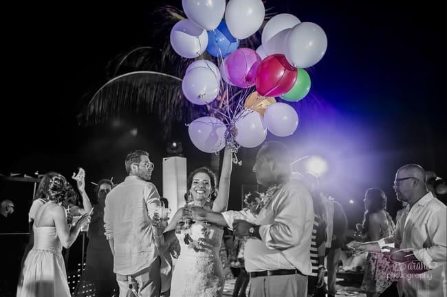 Playa Del Carmen Wedding 045