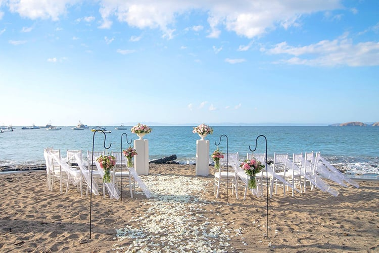 Playa Ocotal Destination Wedding 025