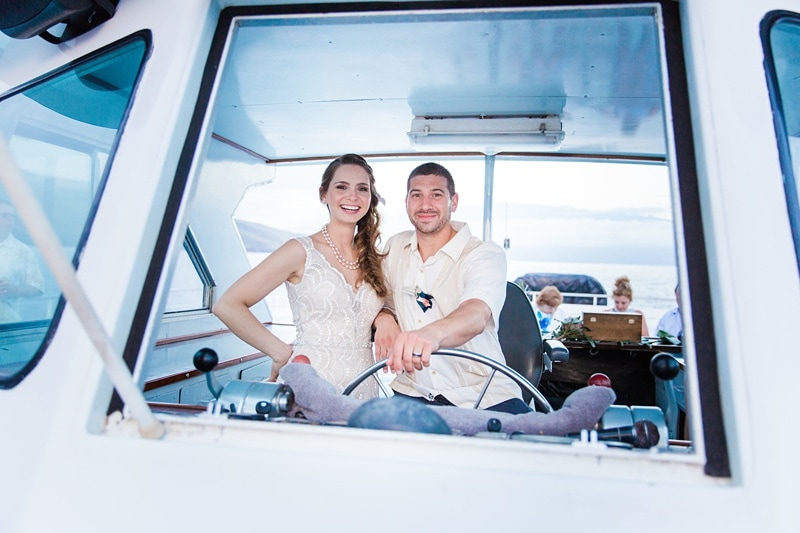 Pride of maui catamaran wedding 0057