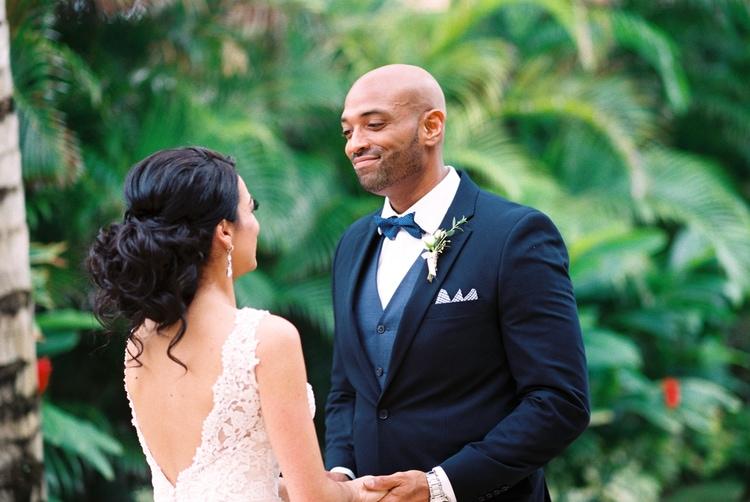 Private Oceanside destination wedding in riviera maya 128