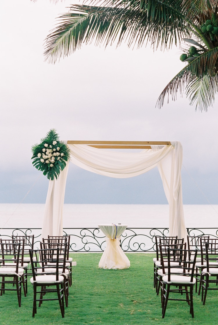 Private Oceanside destination wedding in riviera maya 64