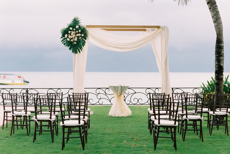 Private Oceanside destination wedding in riviera maya 66