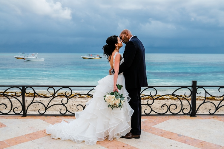 Private Oceanside destination wedding in riviera maya 77 Copy