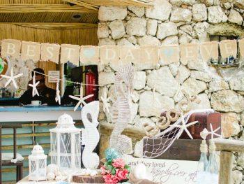 Beach Themed Dominican Republic Wedding
