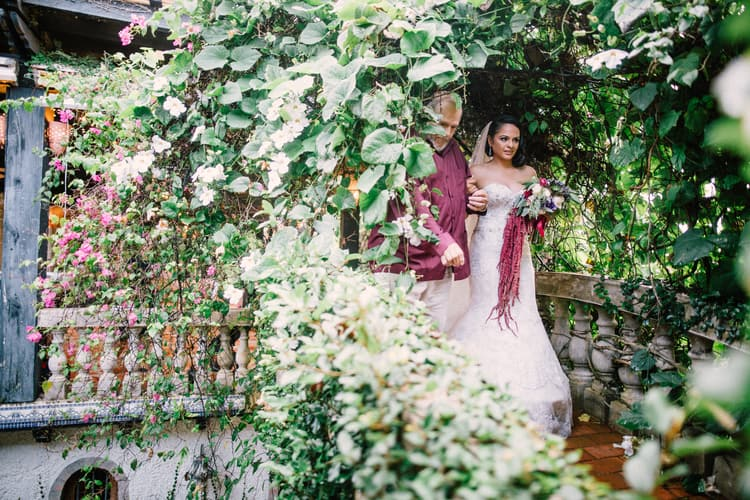 Rainforest Wedding 125