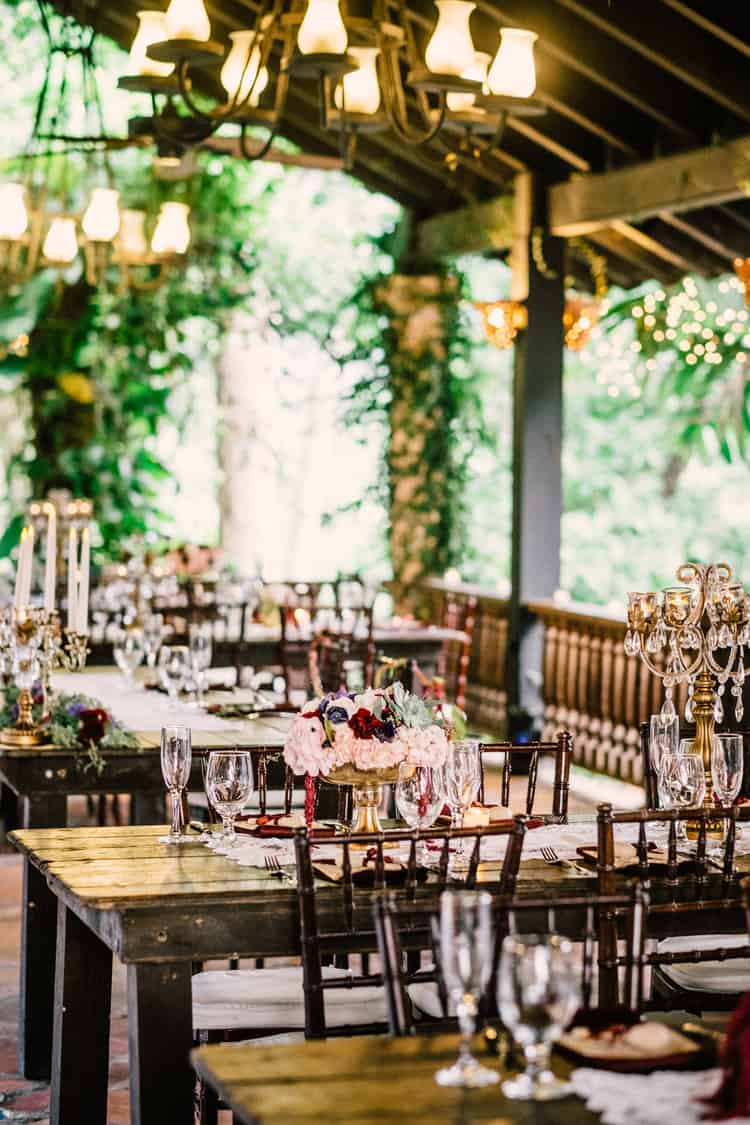 Rainforest Wedding 65