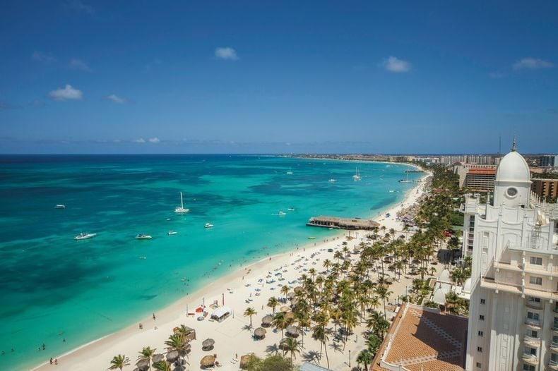Riu Aruba Weddings 1