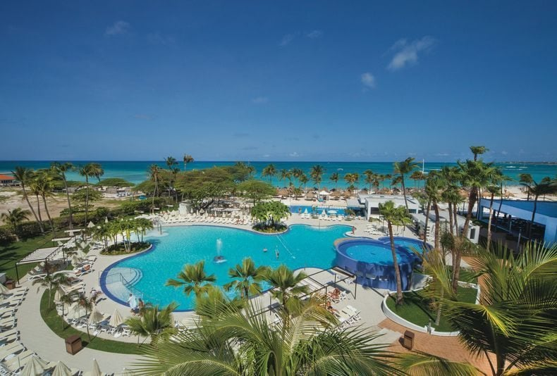 Riu Aruba Weddings 3 1