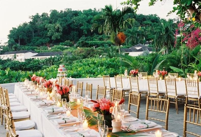 Round Hill jamaica weddings2