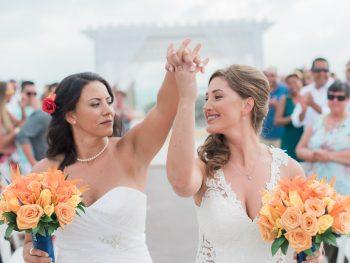 Romantic Destination Wedding in Riviera Maya