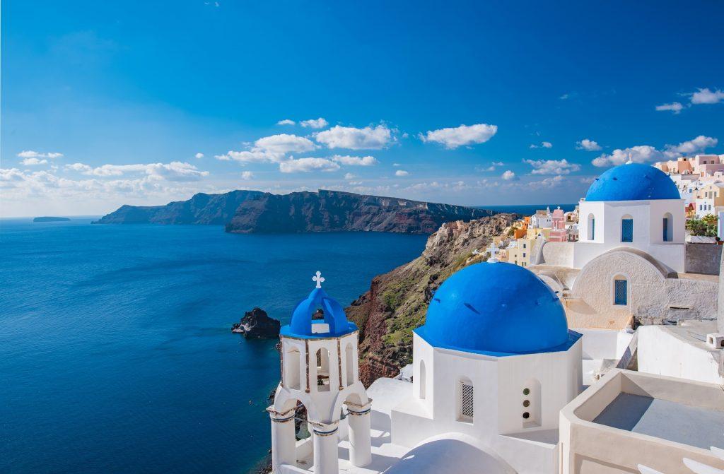 Santorini Destination Wedding Vendors 1024x671