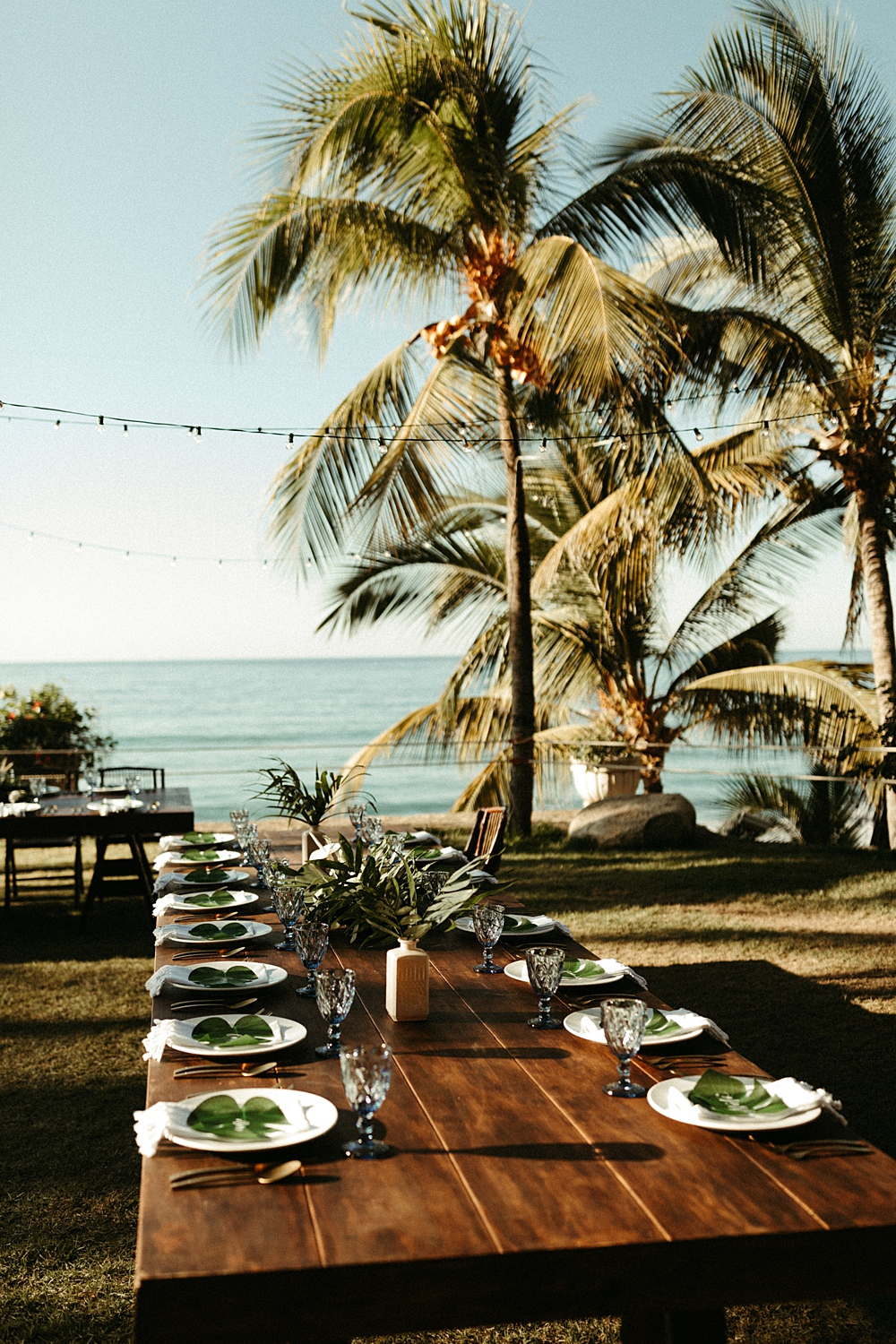 Sayulita Villa Wedding Reception