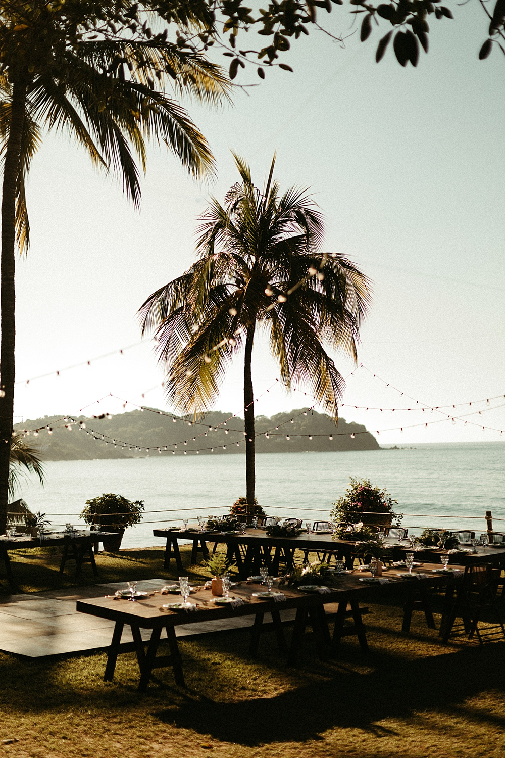 Sayulita Wedding Reception
