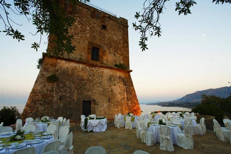 Scopello Sicily Reception