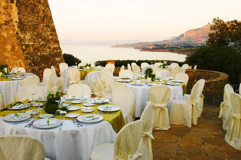 Scopello Sicily Reception3