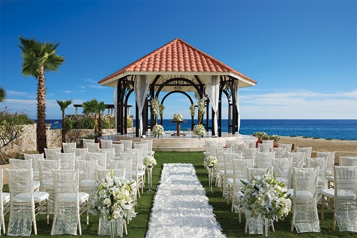 Secrets Resort Destination Wedding