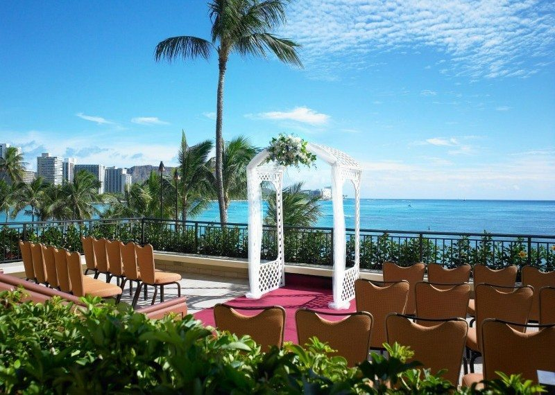 Sheraton Waikiki Weddings