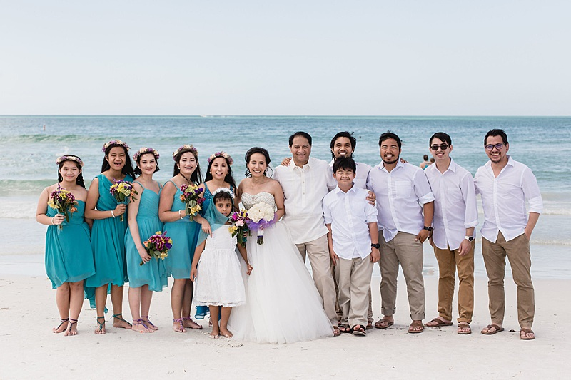 Siesta Key Beach Destination Wedding 0032