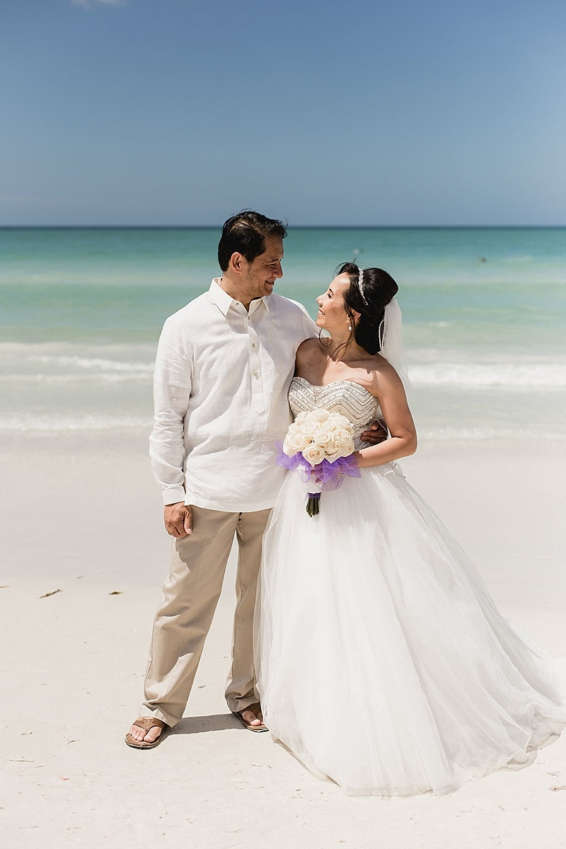 Siesta Key Beach Destination Wedding 0039