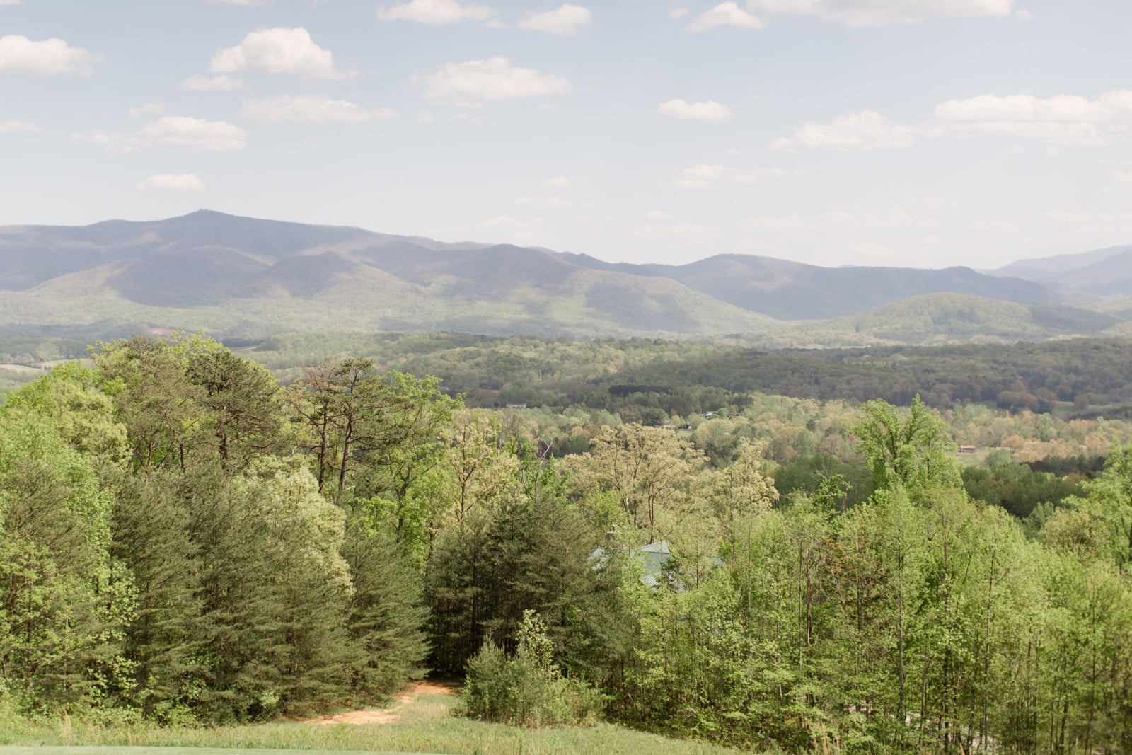 Smoky Mountain Destination Wedding