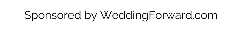 Sponsored by Wedding Forward