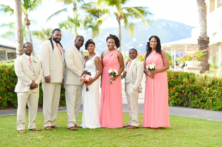 St Thomas destination wedding 46