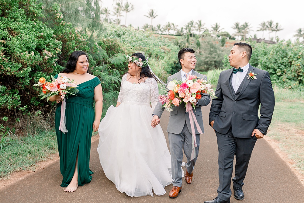 Tropical Kauai destination wedding 0011