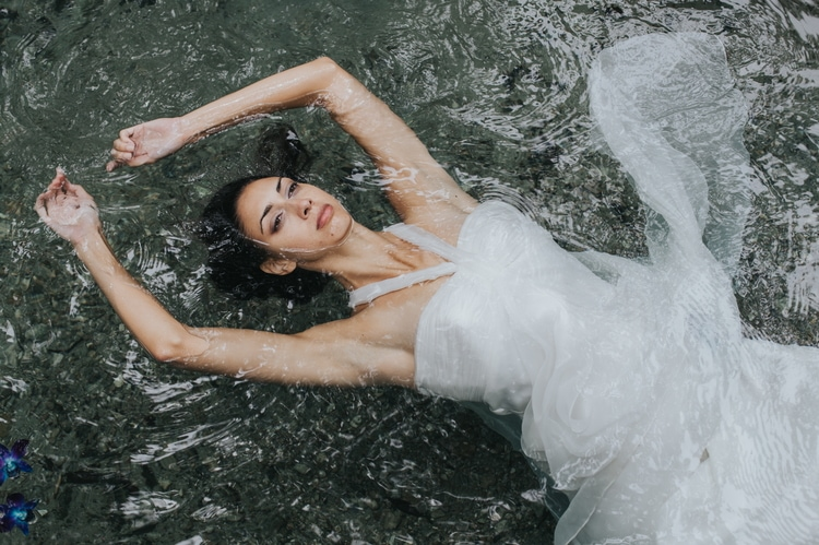 Underwater Wedding Photography 15