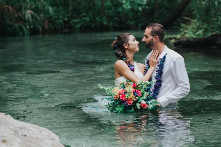 Underwater Wedding Photography 20