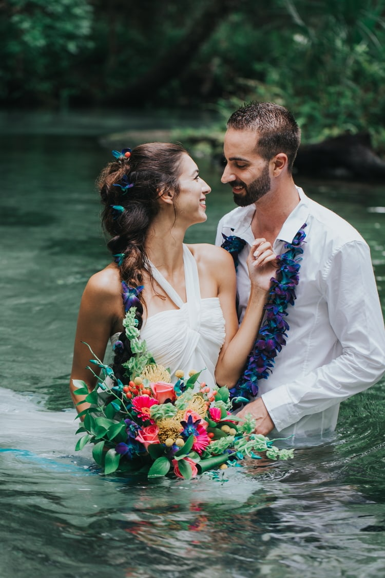 Underwater Wedding Photography 23