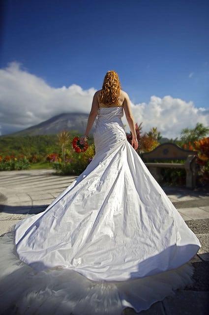 Unique Costa Rica Wedding Destination Volcano