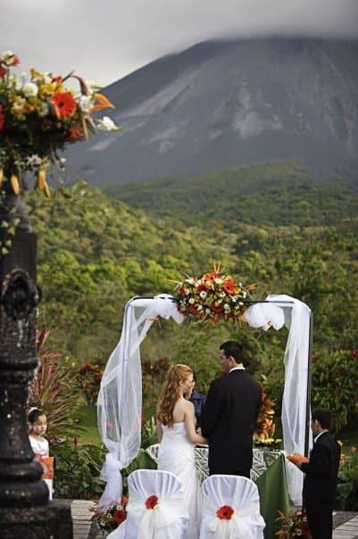 Unique Costa Rica wedding destination