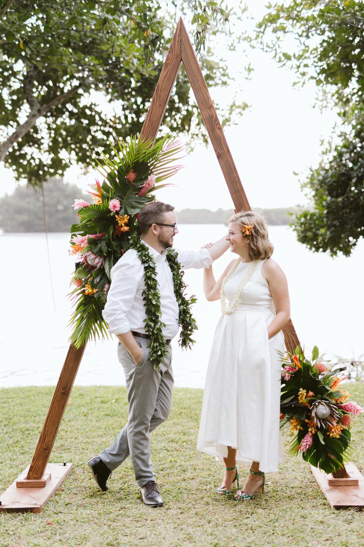 Vintage Hawaiian Wedding Inspiration
