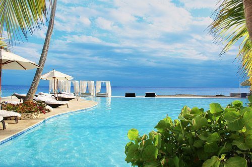 Viva Wyndham Dominicus Beach Pool
