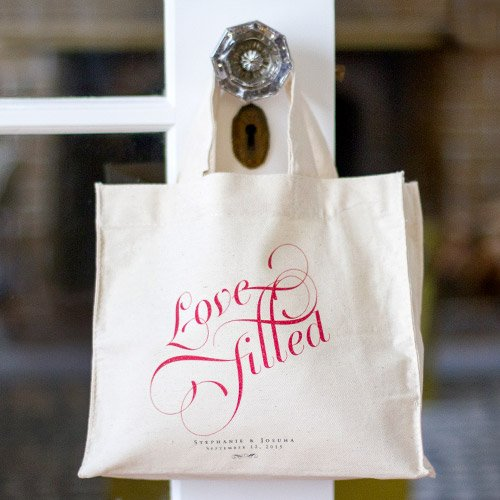 Wedding Welcome Tote Bag