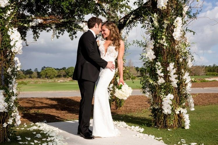 Wedding at Naples Ritz Carlton Golf Resort 61