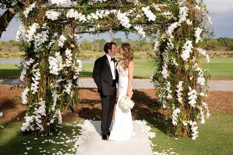 Wedding at Naples Ritz Carlton Golf Resort 62