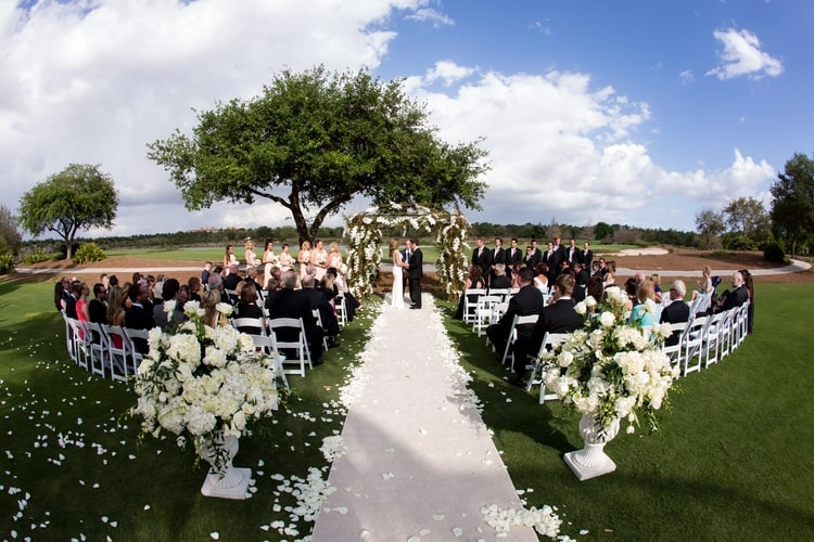 Wedding at Naples Ritz Carlton Golf Resort 70