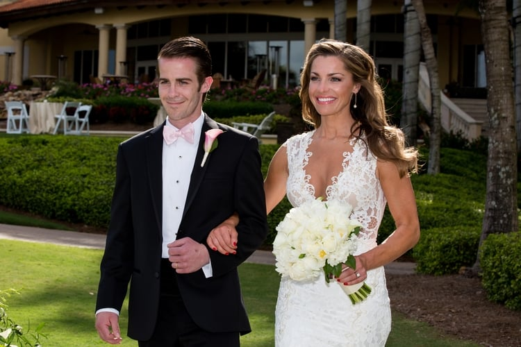 wedding at the Ritz Carlton Naples