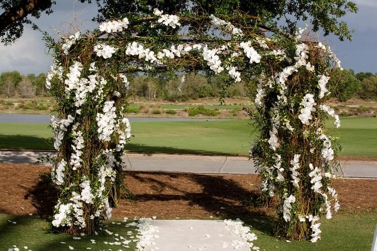 Wedding at Naples Ritz Carlton Golf Resort 76
