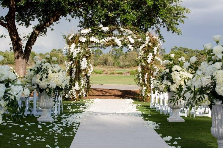 Wedding at Naples Ritz Carlton Golf Resort 78