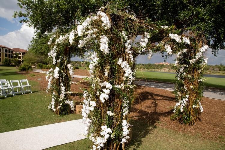 Wedding at Naples Ritz Carlton Golf Resort 82