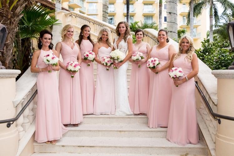 Wedding at Naples Ritz Carlton Golf Resort 91