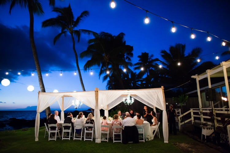 White Orchid Beach House Wedding 7