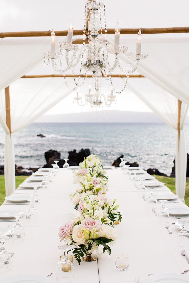 White Orchid Beach House Wedding 98