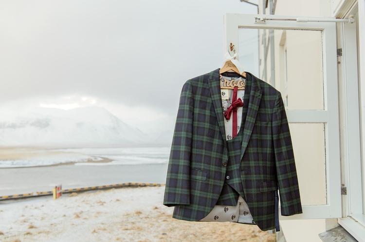 Winter Iceland Destination Wedding 114