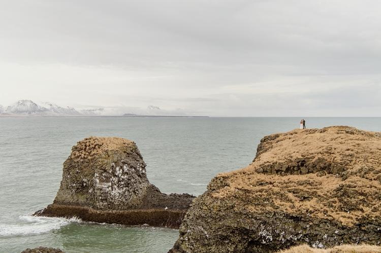 Winter Iceland Destination Wedding 26