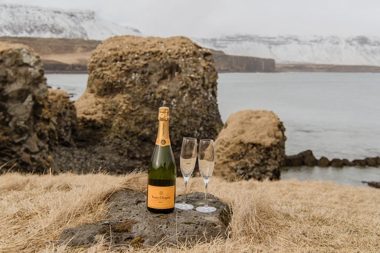 Winter Iceland Destination Wedding 28