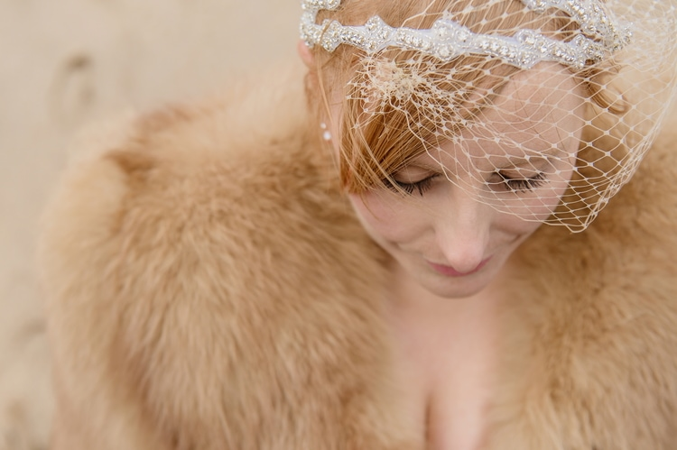 Winter Iceland Destination Wedding 44